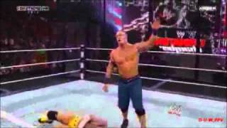 WWE Elimination Chamber 2011 (Raw) Part 3/3