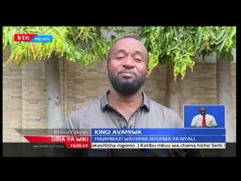 Majambazi washambulia makao ya Gavana wa Kilifi Amason Kingi huko Nyali