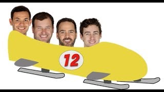 Фото с обложки Who Would Drivers Select For Their Bobsled Team?