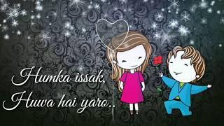 Humka ishaq huwa hai yaro Full HD+ whatsapp status with Download link 👇
