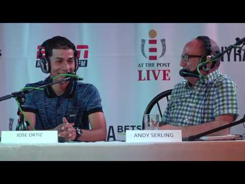 At The Post Live - Andy Serling Interviews Jose Ortiz