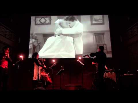 "Classical Jam at the Movies - Brahms Hungarian Dance #5 - Charlie Chaplin ""The Great Dictator"""