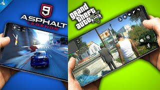 Asphalt 9 En La Playstore Y Gta V - Top Juegos Android Andamp Ios Nuevos  Yes Droid
