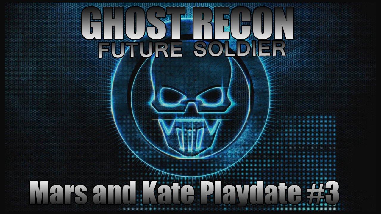 Room Cover Ghost Recon Ghost Recon Future Soldier Wii: Ghost Recon Future Soldier Ep. 3