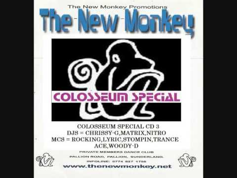 NEW MONKEY  COLOSSEUM SPECIAL CD 3