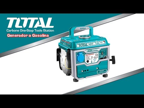 Generador A Gasolina Total Tools Carbone thumbnail