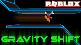 GRAVITY SHIFT Obby Game in Roblox!!