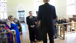 The Wedding of Marion and Steven