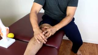 How To Treat Chronic Quadriceps Tendon Injury | Manu Kalia | Video 138 | TridoshaWellness