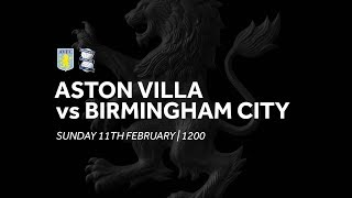 Aston Villa 2-0 Birmingham City | Extended highlights