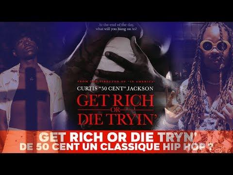 50 Cent une legende de ce game ! Reussir ou mourir est il un film culte ?