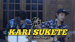 ADER NEGRO - KARI SUKETE (COVER)
