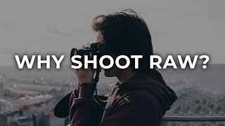 3 Reasons to Shoot in Raw #Shorts