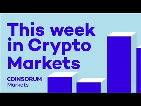 This week in the markets with Crypto Broker AG's Rupertus Rothenhaeuser