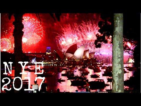 El Mejor Show! | Sydney NYE | Work and Travel Australia Vlog # 2