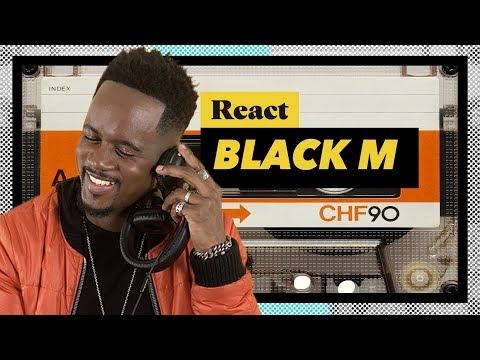 Youtube: React #2: On fait réagir Black M à Bilal Hassani & Alkpote, Tsew The Kid, Arsenik & Eminem 💿🔥