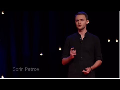 Virtual Reality: Separation of Body and Mind | Sorin Petrov | TEDxAUBG