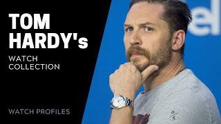 Tom hardy is not one to back down from a challenging role. after his breakthrough performance in 2010's inception, the versatile actor continued gather pr...