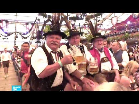 مهرجان شعبي للبيرة في مدينة ميونيخ الألمانية  - نشر قبل 1 ساعة