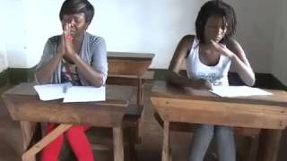 Repeat youtube video Kansiime Anne has a vision to copy in an exam on Minibuzz