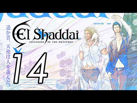 Let's Play El Shaddai [14] Armaros