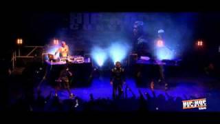 ALONZO - Extrait LIVE - TROP DETERMINE - Hip Hop Convict 4