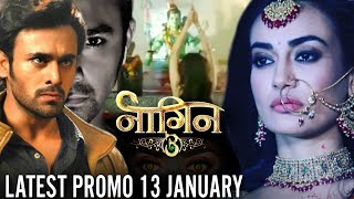 NAAGIN 3 Promo Of 13 January | Full Story | Latest Upcoming Twist | NAAGIN 3 | Colors TV