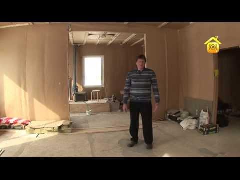 видео: Энергоэффективный дом. Своими руками // forumhouse
