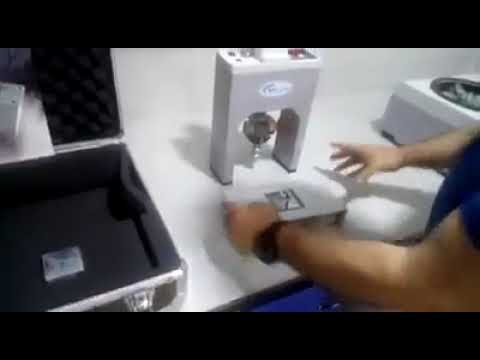 ST-5-P Çekme Koparma Mukavvemet Test Cihazı