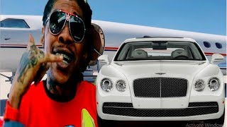7 EXPENSIVE THINGS OWNED BY VYBZ KARTEL