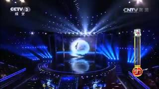 20141229 黄金100秒 杂技月光 表演:何林娟