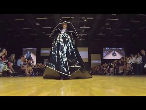VAMFF - 2017 Melbourne Fashion Week 360: China Runway [Video: Steinbock Pictures]