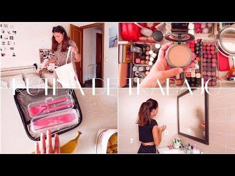 MORNING ROUTINE: Día De Trabajo (a Tiempo Real, Chill Vlog, Asmr)l Lau
