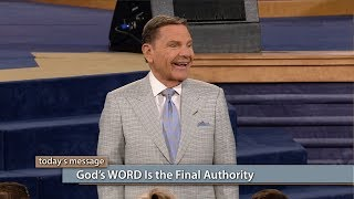 God's WORD Is the Final Authority