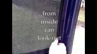 Curtains Shapped to fit your vehicle windows(, 2014-01-14T03:49:08.000Z)