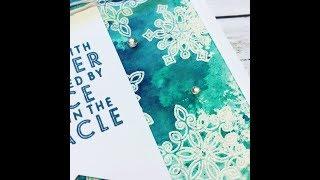 Facebook Live 16 Zip Lock Bag Watercolouring thumbnail