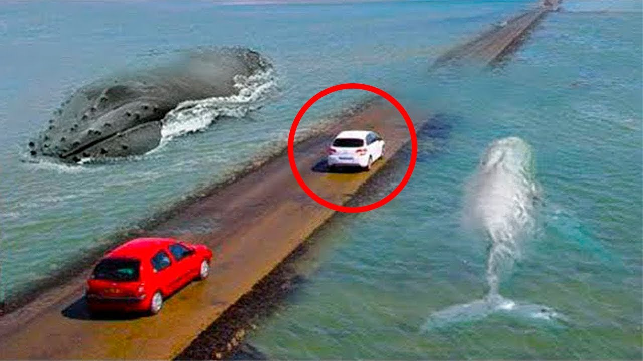 Download 10 Most DANGEROUS ROADS In The World