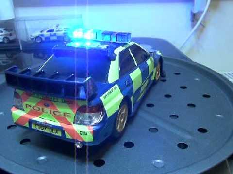 2007 Essex Police Anpr Intercept Team Subaru Rc Video Avi
