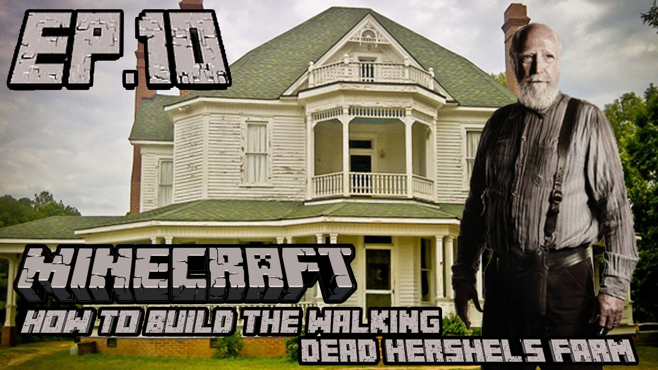Download How to Build The Walking Dead Hershel's Farm Ep.10 - Ground Floor Bedroom and Stairs