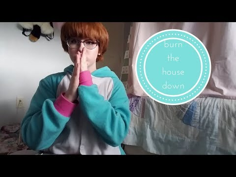 Burn the House Down - AJR (cover)