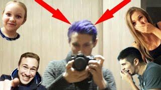 видео КАК ПОКРАСИТЬ ВОЛОСЫ В ЯРКИЙ ЦВЕТ, Фиолетовые волосы