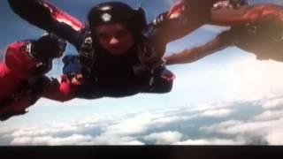 Robin Wardley AFF Level 1 Skydive