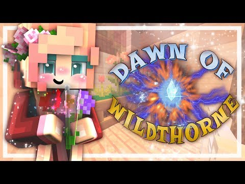 FLOWER MAGIC! | Minecraft DAWN OF WILDTHORNE | EP 5 (Minecraft MAGIC)