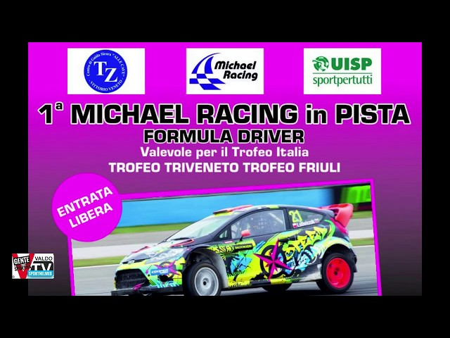 Intervista telefonica a Michele Moretto - Michael Racing