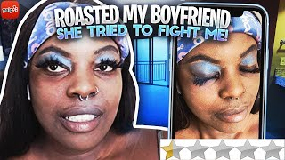 I WENT TO THE WORST REVIEWED MAKEUP ARTIST IN MY CITY PT 2 (SHE DRANK ON THE JOB & KICKED ME OUT!!!)