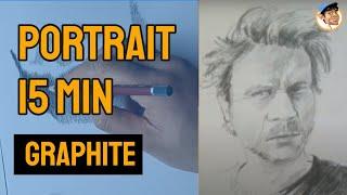 Un portrait en 15 minutes