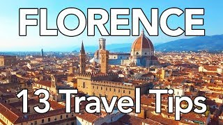 13 Tips for a FĄNTASTIC Trip to Florence