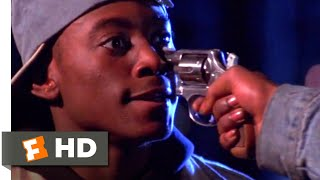 Juice (1992) - You Ready to Die? Scene (9/10) | Movieclips