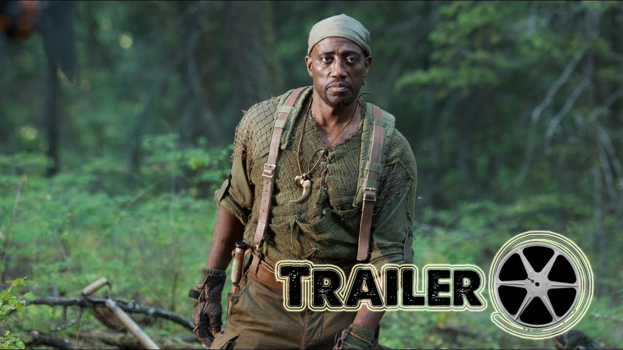 Download THE RECALL Official Trailer (2017) Wesley Snipes, Sci-FI Movie   YouTube
