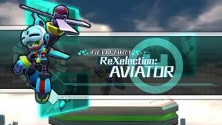 Play@4am - Mighty No.9 Boss Fight - Aviator (No.6)